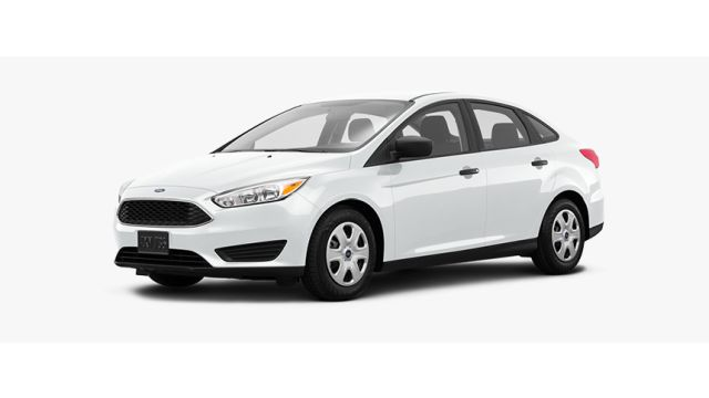 DSD Rent a car - Ford Focus