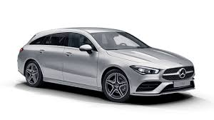 DSD Rent a car - Mercedes-Benz CLA45 AMG Shooting Brake