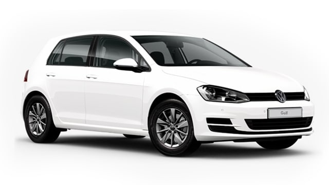 DSD Rent a car - Volkswagen Golf B7