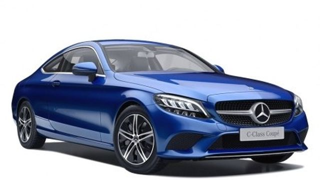 DSD Rent a car - Mercedes-Benz C300 Coupe AMG