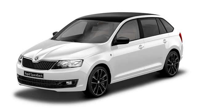 DSD Rent a car - Skoda Rapid