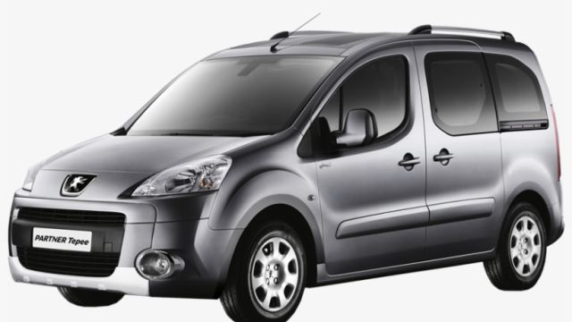 DSD Rent a car - Peugeot Partner Tepee