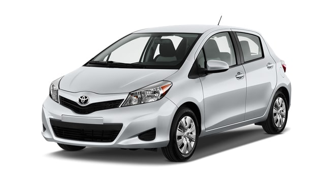 DSD Rent a car - Toyota Yaris