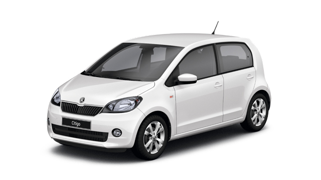 DSD Rent a car - Skoda Citigo