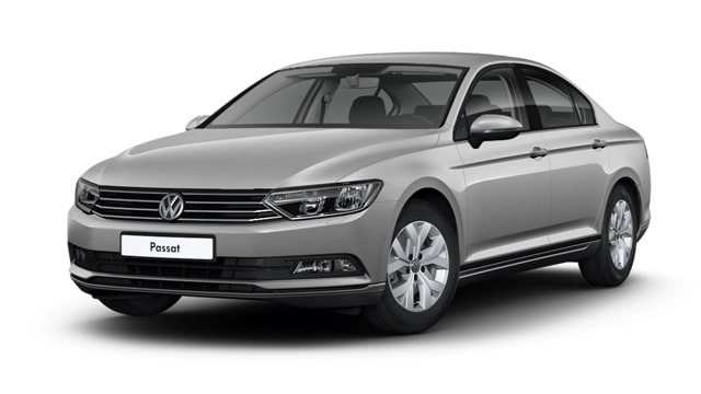 DSD Rent a car - Volkswagen Passat
