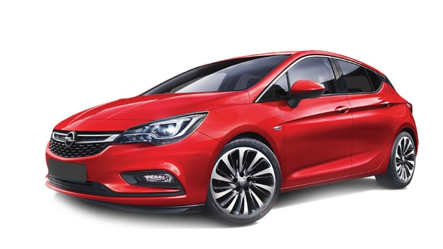 DSD Rent a car - Opel Astra Turbo