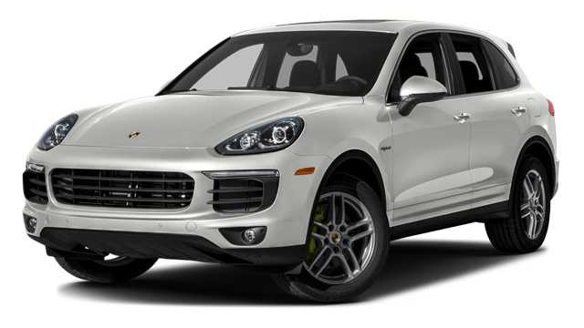 DSD Rent a car - Porsche Cayenne