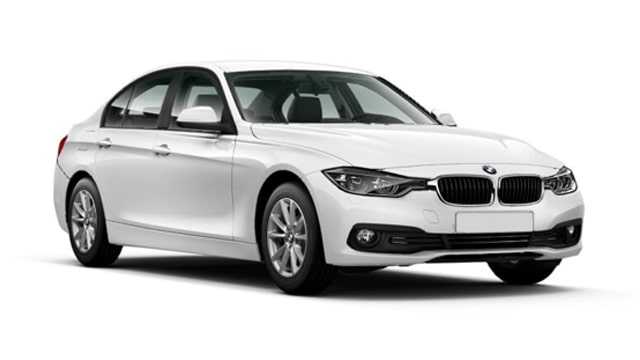 DSD Rent a car - BMW 318D F30