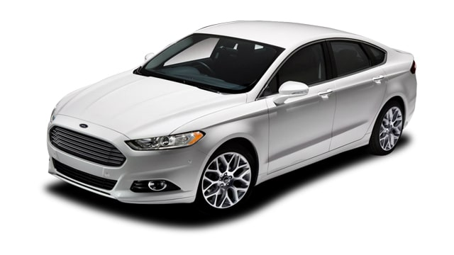 DSD Rent a car - Ford Mondeo