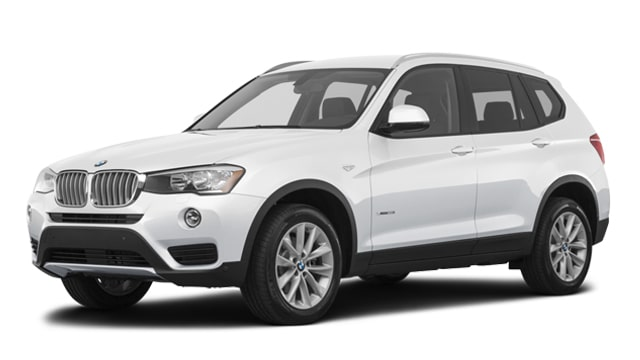 DSD Rent a car - BMW X3