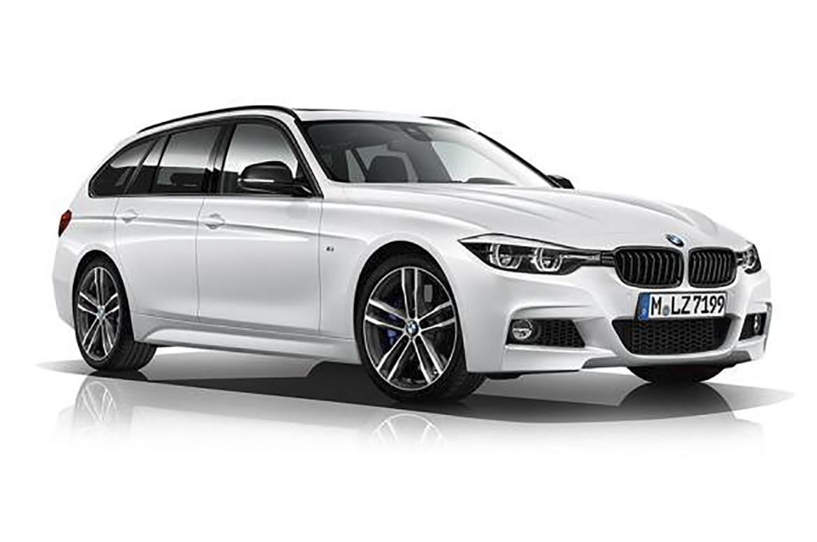 DSD Rent a car - BMW 318D Touring F30