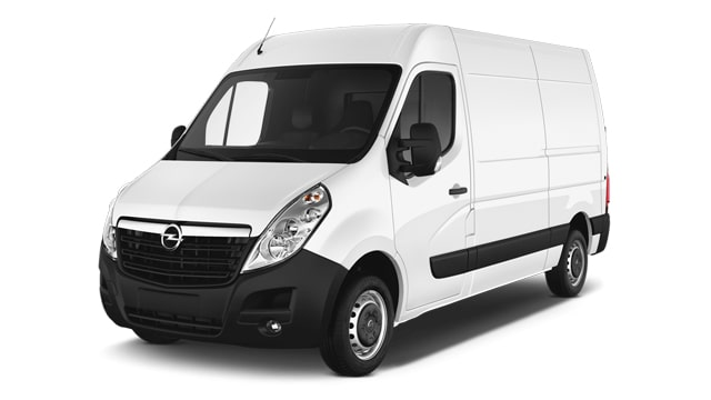 DSD Rent a car - Opel Movano